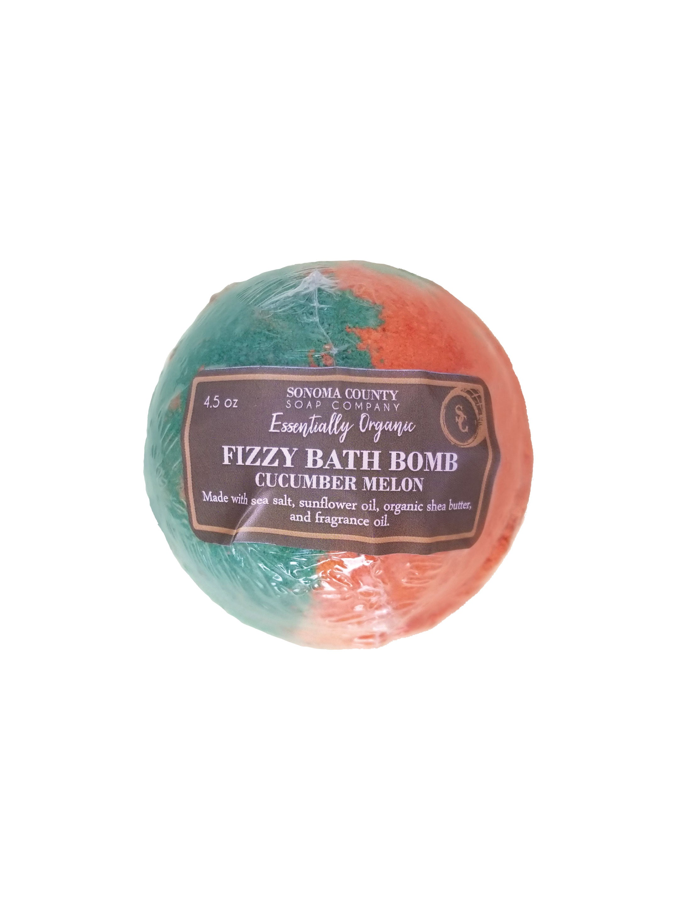 Essentially Organics Fizzy Bath Bomb