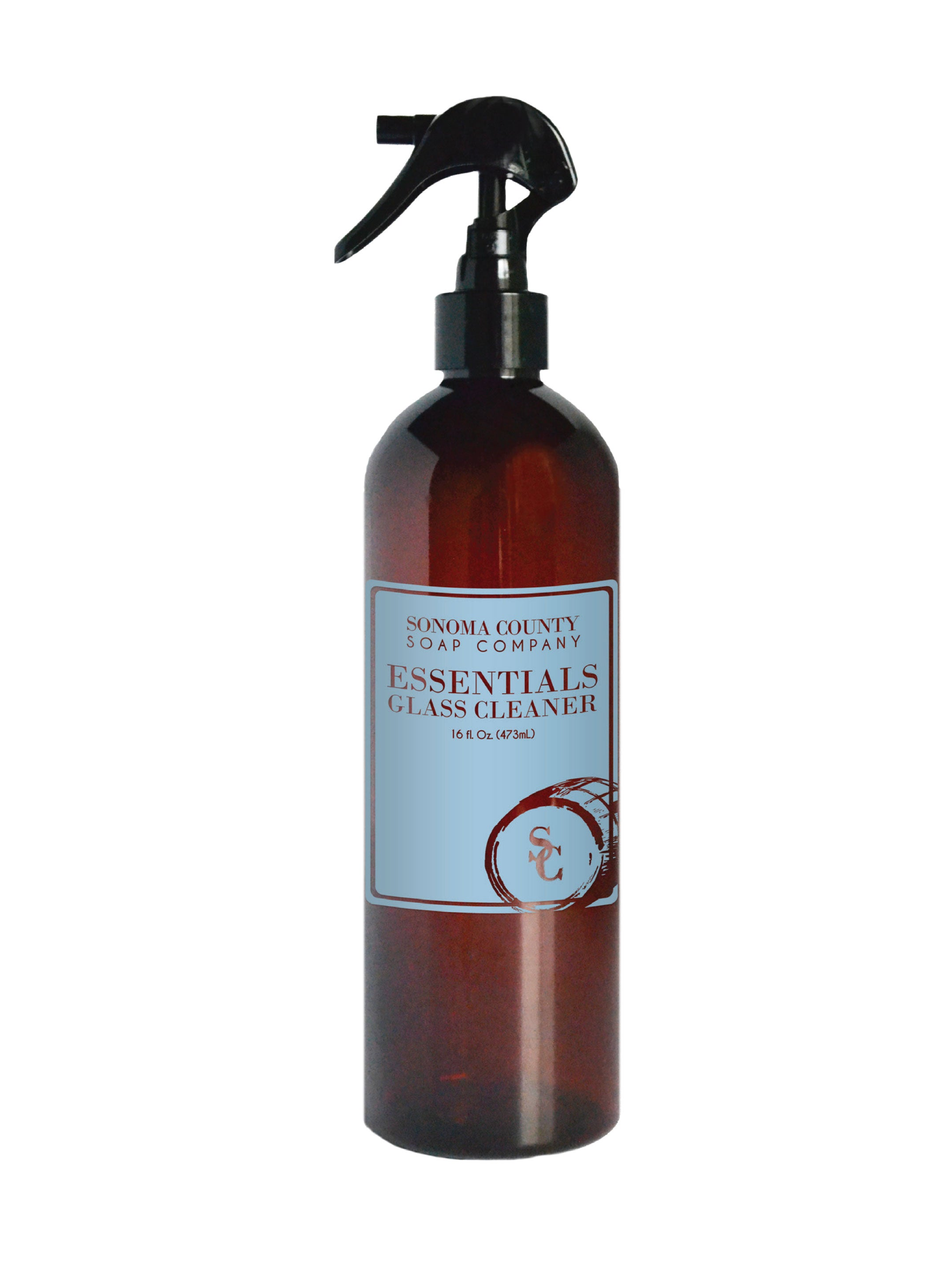 Essentials Glass Cleaner - 16 oz.
