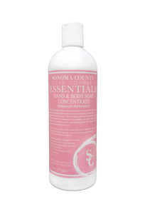 Essentials Hand & Body Soap REFILLS (4) - 16 oz.