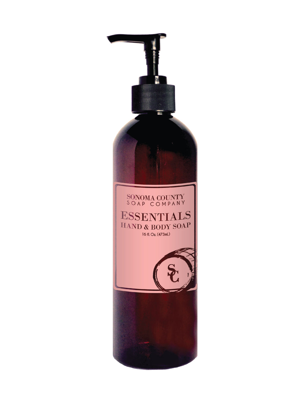 Essentials Hand & Body Soap - 16 oz.