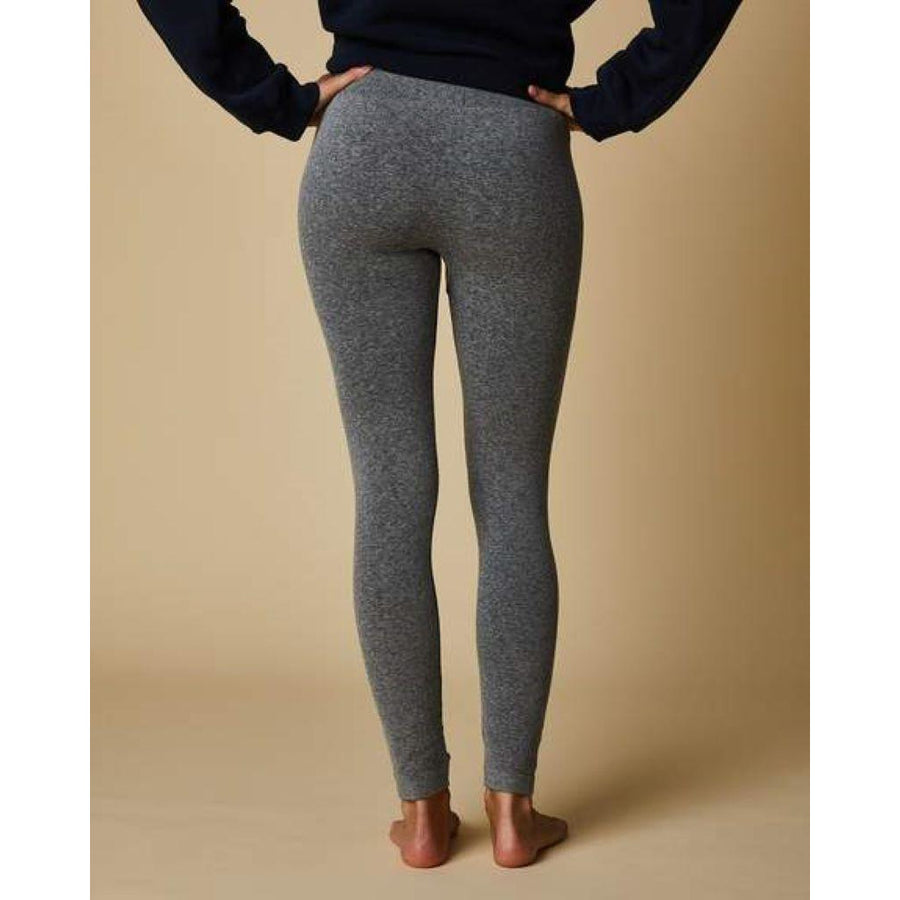 Plain plush legging (4555440881718)