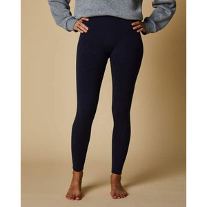 Plain plush legging