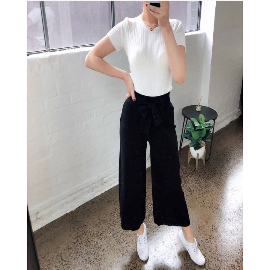 Abby knit pant