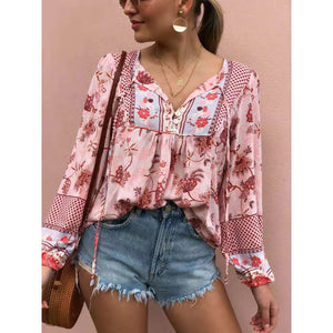 HARPER BOHO TOP