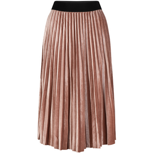 Vassie pleated skirt