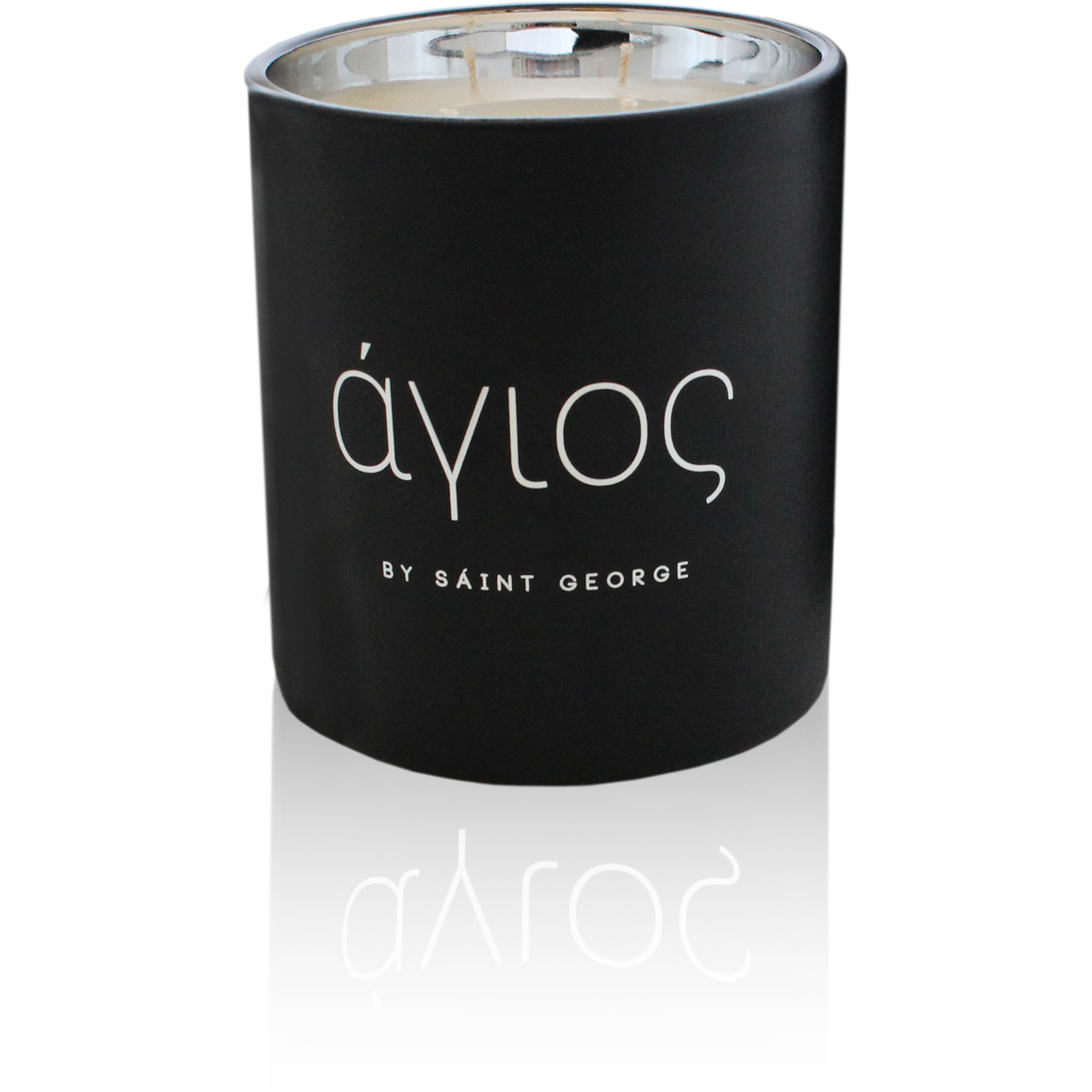 Ayios by Saint George Candle