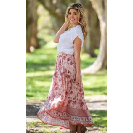 HARPER TIERED MAXI SKIRT (4761519554614)