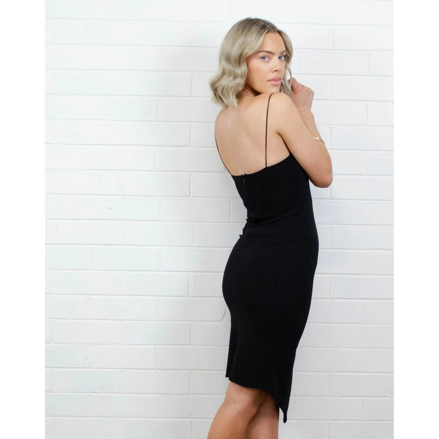 Bianca Fitted Dress (4376166301750)