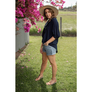 DENIM MOM SHORTS (4874879172662)