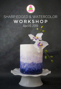 Sharp Edges & Watercolor Workshop