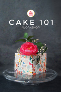 Cake 101 Workshop