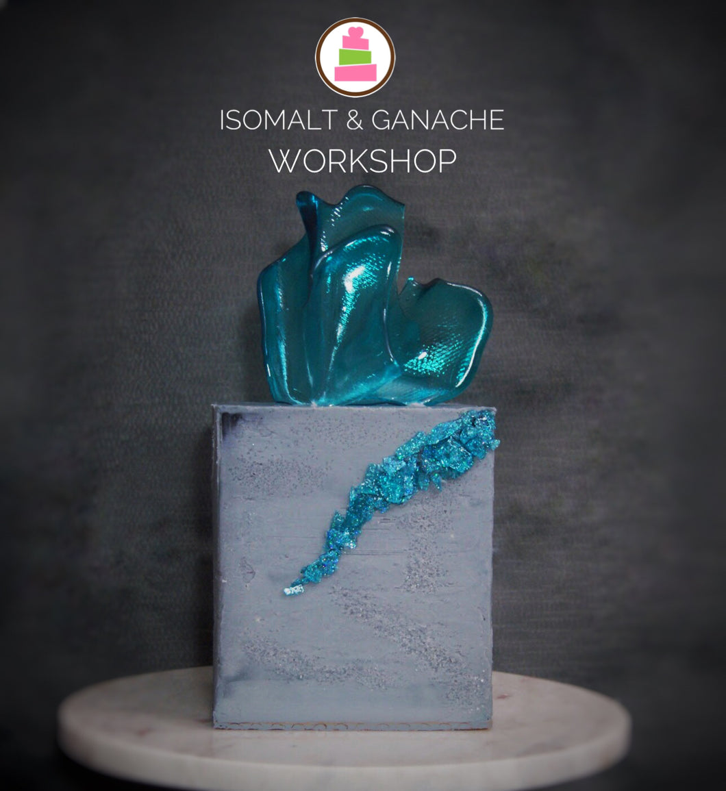 Isomalt and ganache workshop