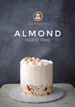 Load image into Gallery viewer, Triple Almonds || Vegan Cake