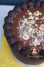 Load image into Gallery viewer, Ferrero Vegan Cake