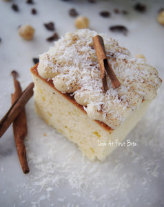 Vegan tres leches