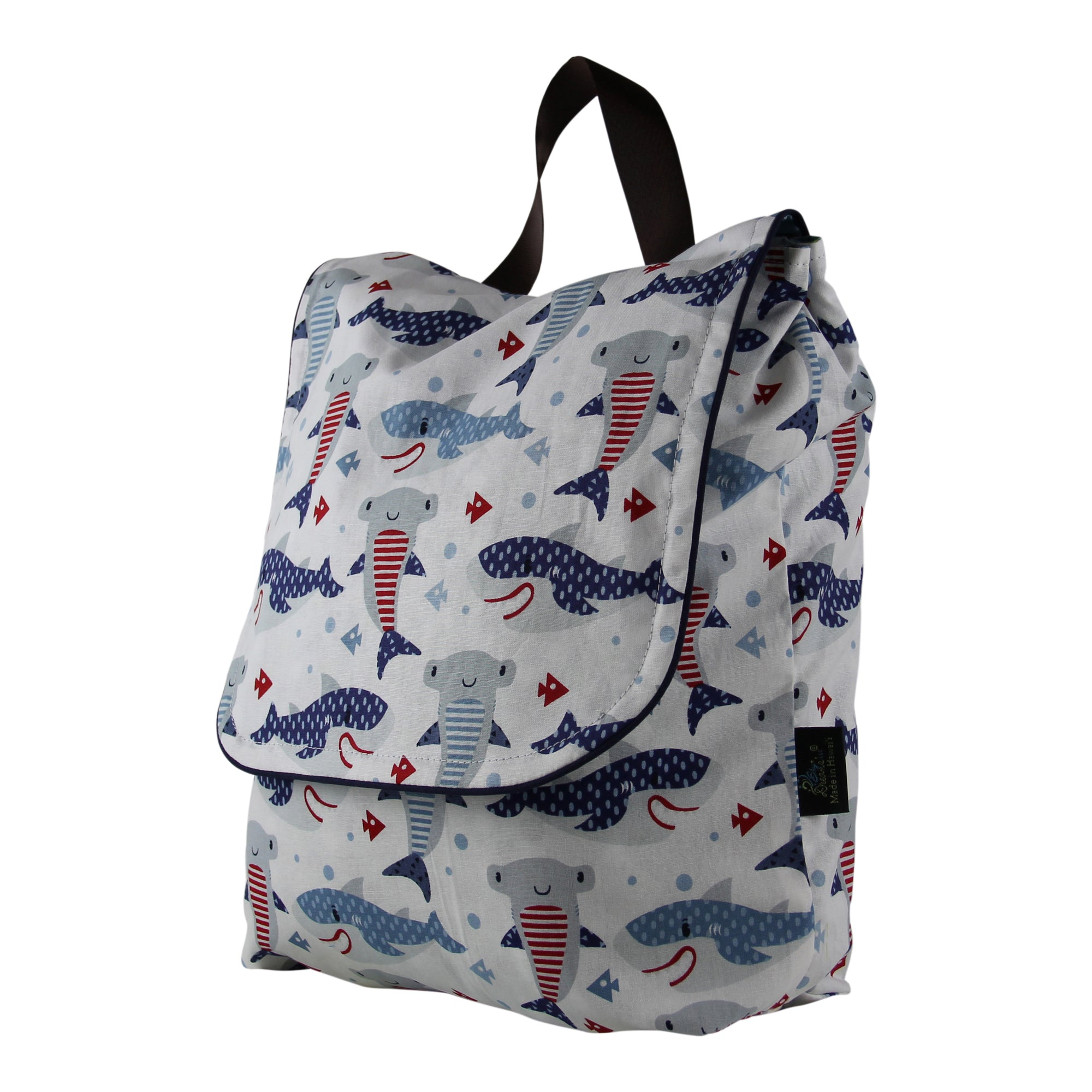 Backpack Travel blanket trio-Sweet Dreams-Shark a Doo