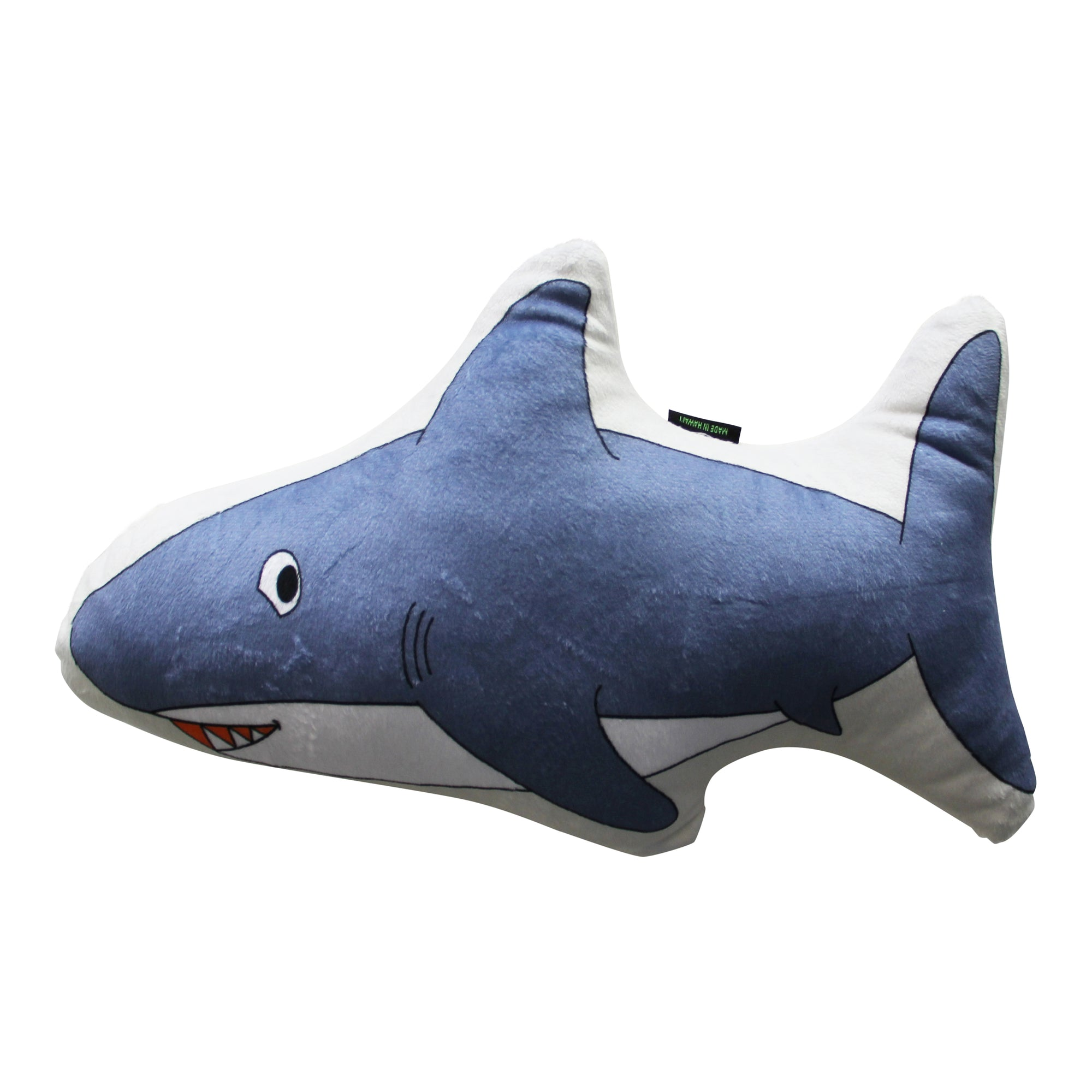 Plush pillow-Sharkie the Shark