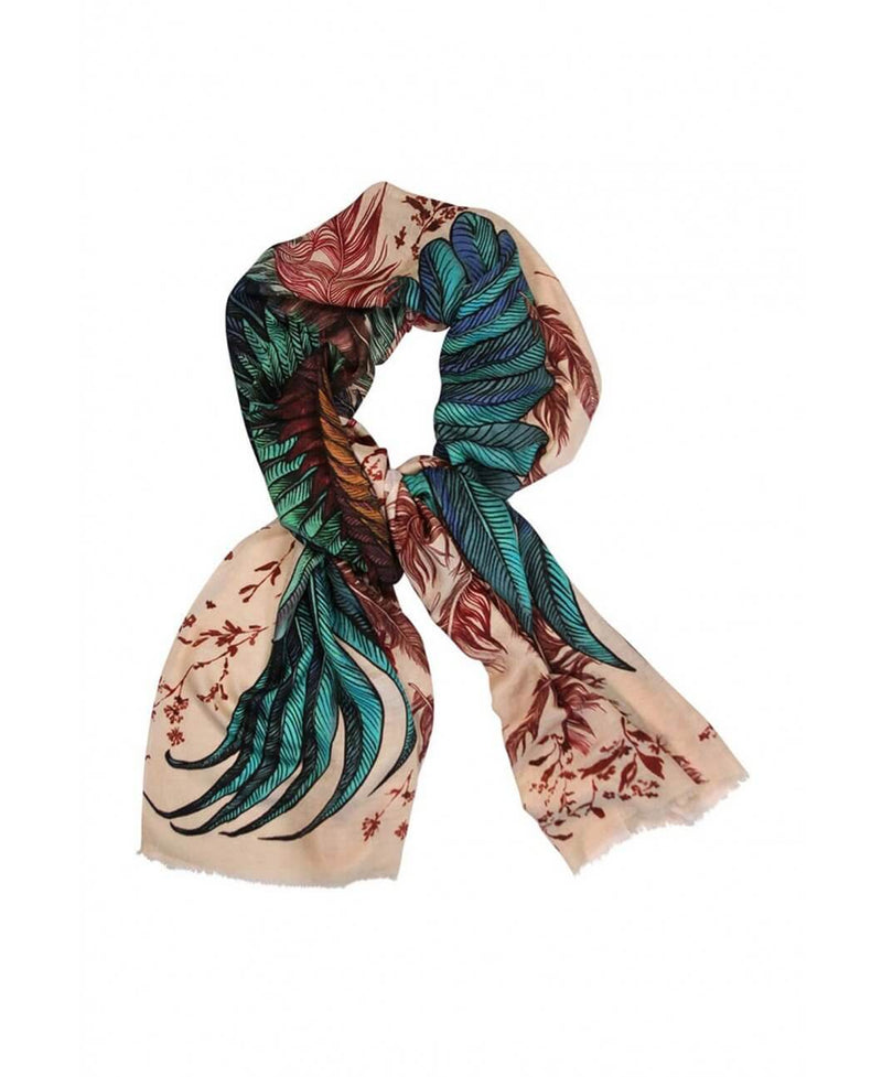 Exotic scarf