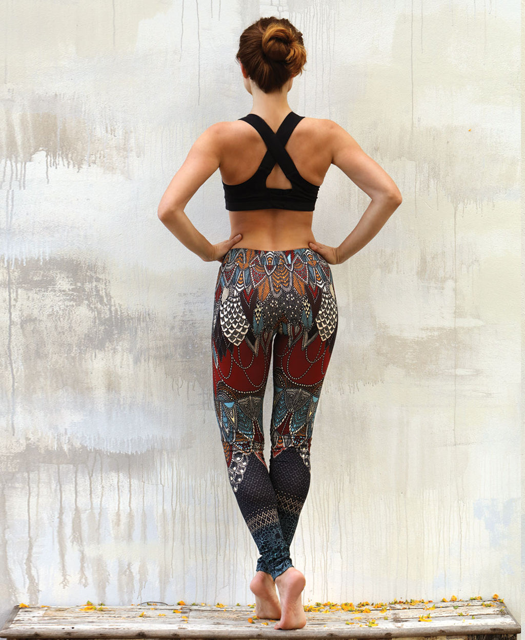 Carmin Leggings