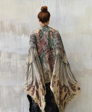 Earthy Shawl