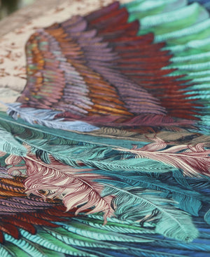 Exotic Shawl