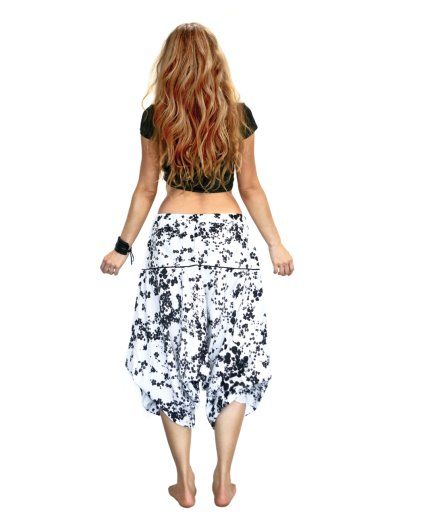 Forget Me Not Harem Pants