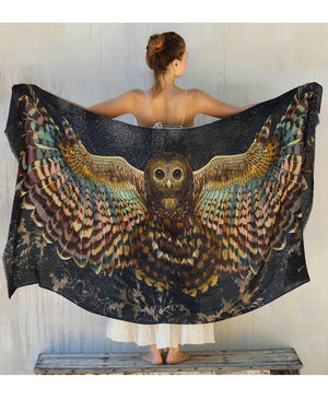 Night Owl Shawl