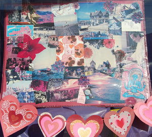 San Francisco Love Window Display