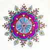 Doodle 31/365 - Mandala: Love is All Around