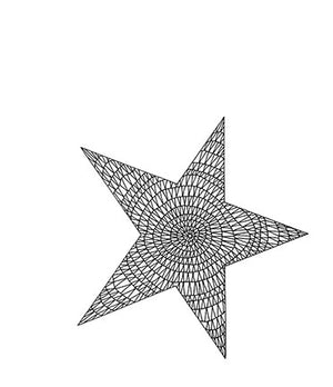 Doodle 36/365 - star with circles and triangles