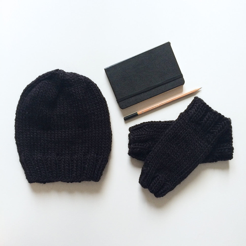 Outer Sunset Hat - Onyx