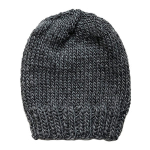 Outer Sunset Hat - Dark Gray Heather