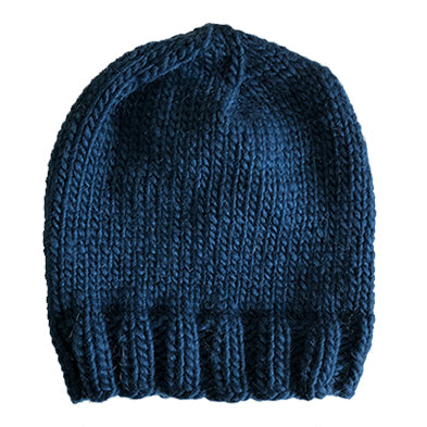 Outer Sunset Hat - Indigo