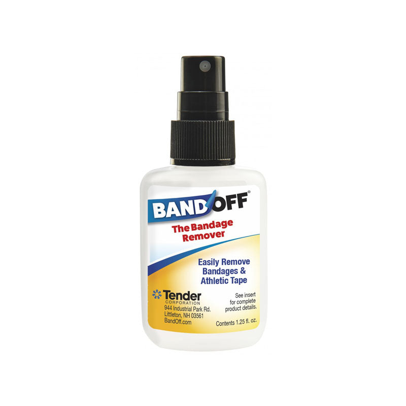 Bandoff: Bandage And Tape Remover