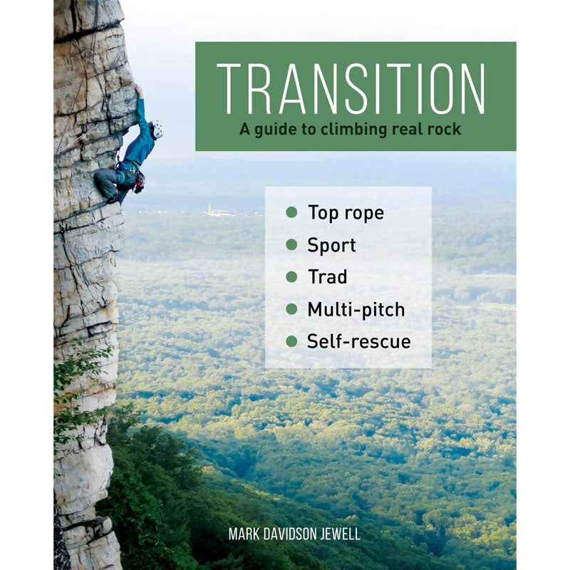 Transition: A Guide to Climbing Real Rock