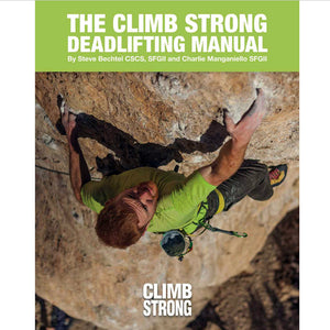 The Climb Strong Deadlifting Manual