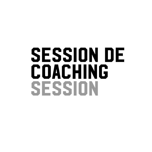 Private Coaching (1 Hour Sessions)