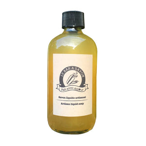 Liquid Gold Soap