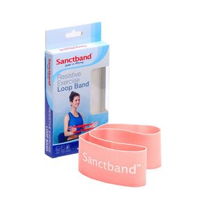 Resistive Exercise Loop Band