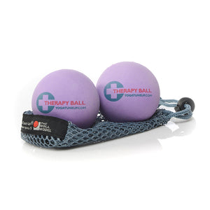 Therapy Ball Pair in Tote