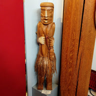 Dzunukwa Figurine by Aubrey Johnston