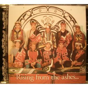 Rising From the Ashes... (Audio CD)