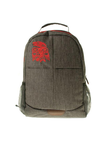 Jim Charlie Raven Backpack