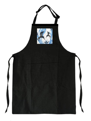 Bill Helin Hummingbird Apron