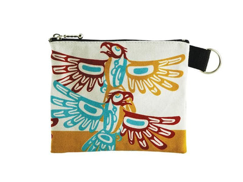 Bill Helin Eagle Zip Pouch