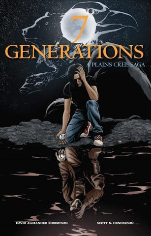 7 Generations - Graphic Novel Series