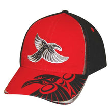 Load image into Gallery viewer, Stretch Fit Cap - Raven by Simond Diamond, M/L