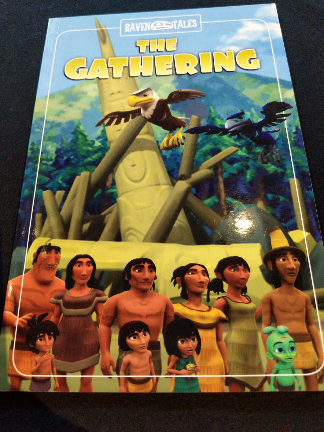 The Gathering - Book 12
