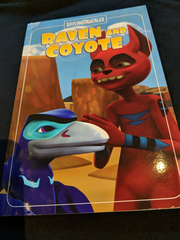 Raven and Coyote - Book 09