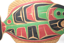 Load image into Gallery viewer, Halibut plaque by Don Alfred